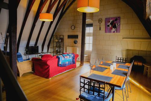 The peaceful Corner in the Heart of Saumur : Appartement proche de Saumur