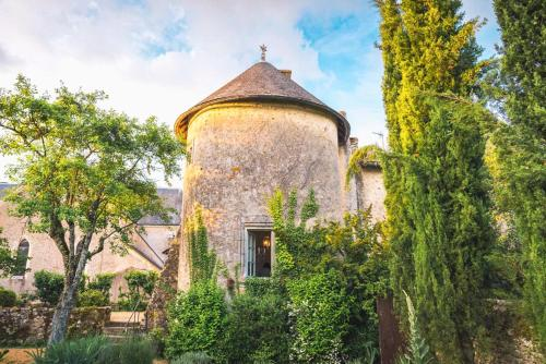 Le Grand-Pressigny Chateau Sleeps 6 WiFi : Hebergement proche de Le Chillou