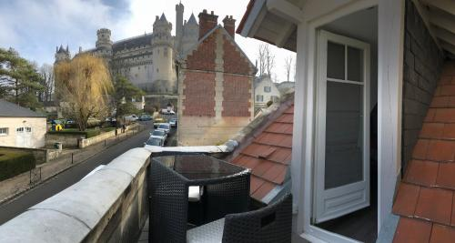 Villa Napoléon : Appartement proche de Pierrefonds