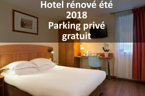 Comfort Hotel Amiens Nord : Hotel proche d'Argœuves