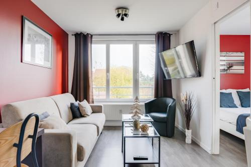Venoix-Sleep in Normandie : Appartement proche de Louvigny