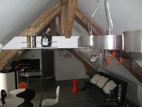 yinloft : Appartement proche de Charpont