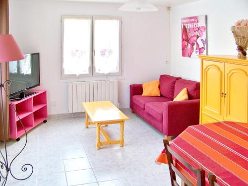 Holiday home rue Saint Fiacre : Hebergement proche de Sainte-Barbe-sur-Gaillon