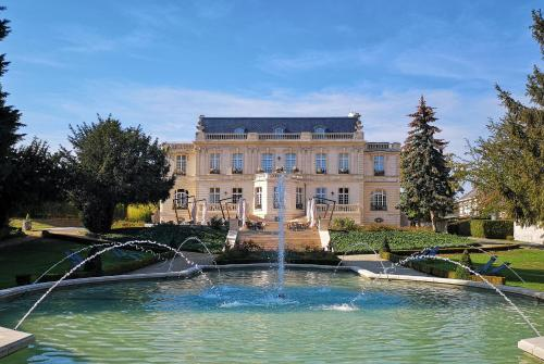 Chateau De Rilly - Les Collectionneurs : Hotel proche de Mailly-Champagne