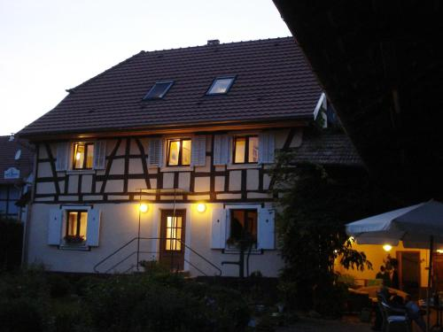Chat au Grumbach : Chambres d'hotes/B&B proche d'Oberdorf