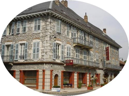 Hotel George : Hotel proche de Rotherens