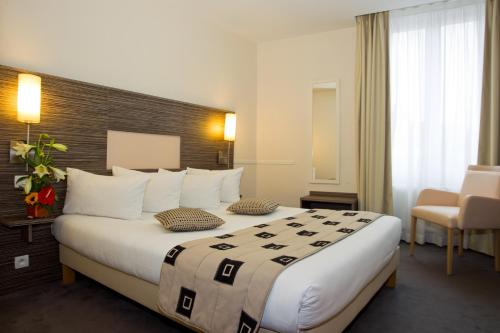 Hotel Continental : Hotel proche d'Angers