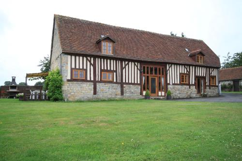 Holiday home Le Pressoir : Hebergement proche de Saint-Georges-de-Rouelley