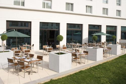 Courtyard by Marriott Paris Saint Denis : Hotel proche d'Aubervilliers