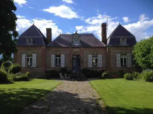 B&B - Entre terre et mer : Chambres d'hotes/B&B proche d'Avesnes-Chaussoy