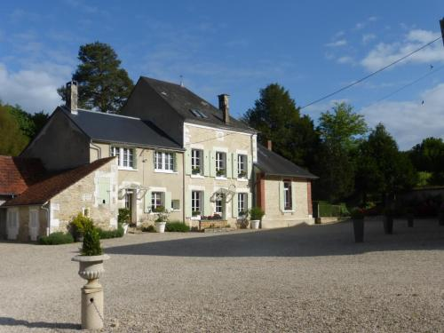 Domaine du Bouloy : Chambres d'hotes/B&B proche d'Andryes