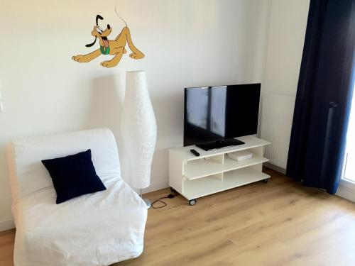 Magic Apartments : Appartement proche de Coulommes