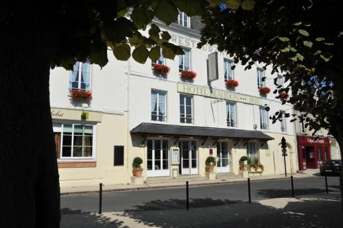 Logis Hotel Beaudon : Hotel proche de Taillefontaine