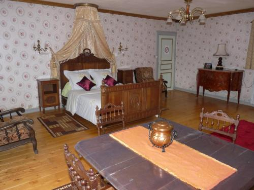 Chambres Du Pavo Real : Chambres d'hotes/B&B proche de Cussy
