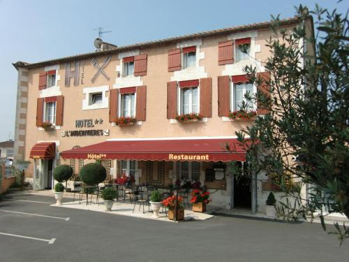 Auberivieres : Hotel proche d'Agris