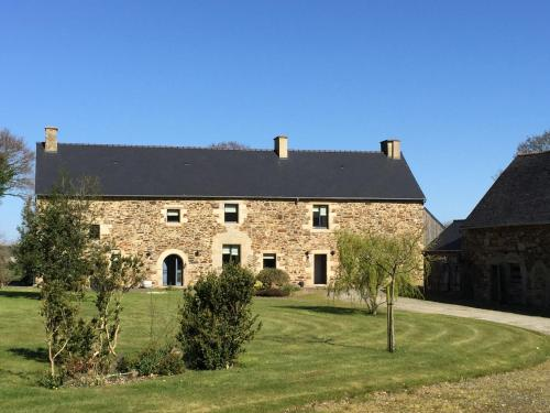 Luxury Farmhouse Brittany : Hebergement proche de Penguily