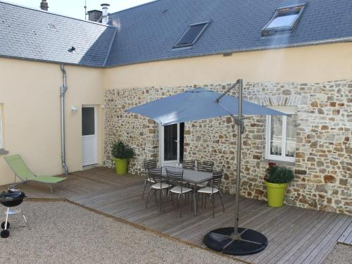 Holiday home La Cotentine : Hebergement proche de Lessay