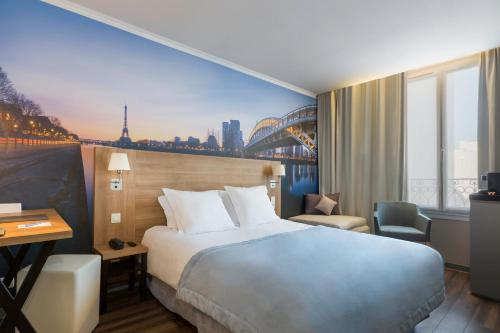 Best Western Rives de Paris La Defense : Hotel proche de Colombes