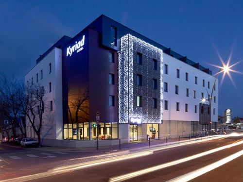 Kyriad Troyes Centre : Hotel proche de Troyes