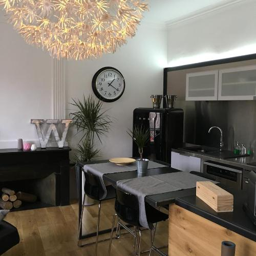 Wine Home : Appartement proche de Barberaz