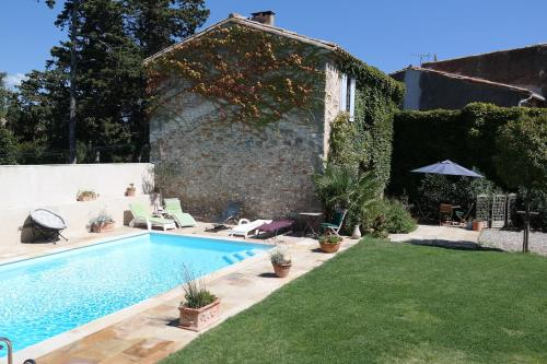 The Cottage, Clos des Archers : Hebergement proche d'Aigues-Vives