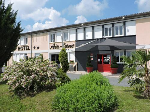 Hotel Air-lane : Hotel proche de Brillecourt