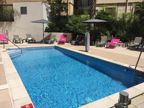 Holiday Inn Toulon City Centre : Hotel proche de Toulon