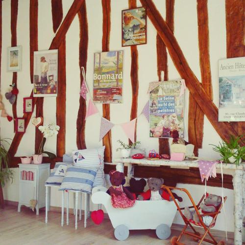 Forest Farm : Chambres d'hotes/B&B proche de Tilly