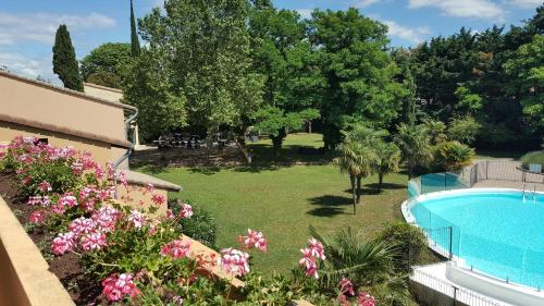 Hotel Les Oliviers : Hotel proche d'Allex
