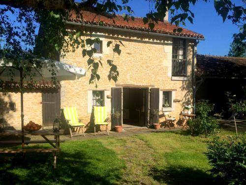Holiday home La Bergerie 1 : Hebergement proche de Marnes