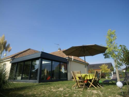 Holiday home Maison De Vacances- Lavau : Hebergement proche de Vailly