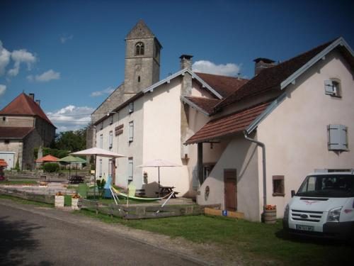 Grange d'Anjeux Bed & Breakfast : Chambres d'hotes/B&B proche de Girefontaine