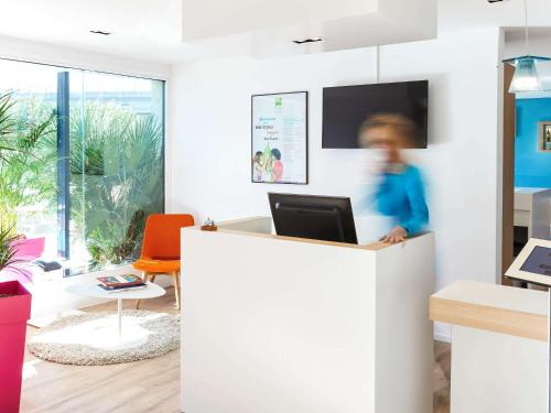 ibis Styles Toulouse Nord Sesquieres : Hotel proche d'Aucamville