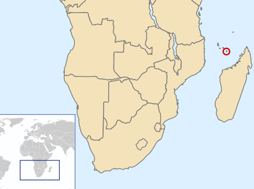 carte departement Mayotte