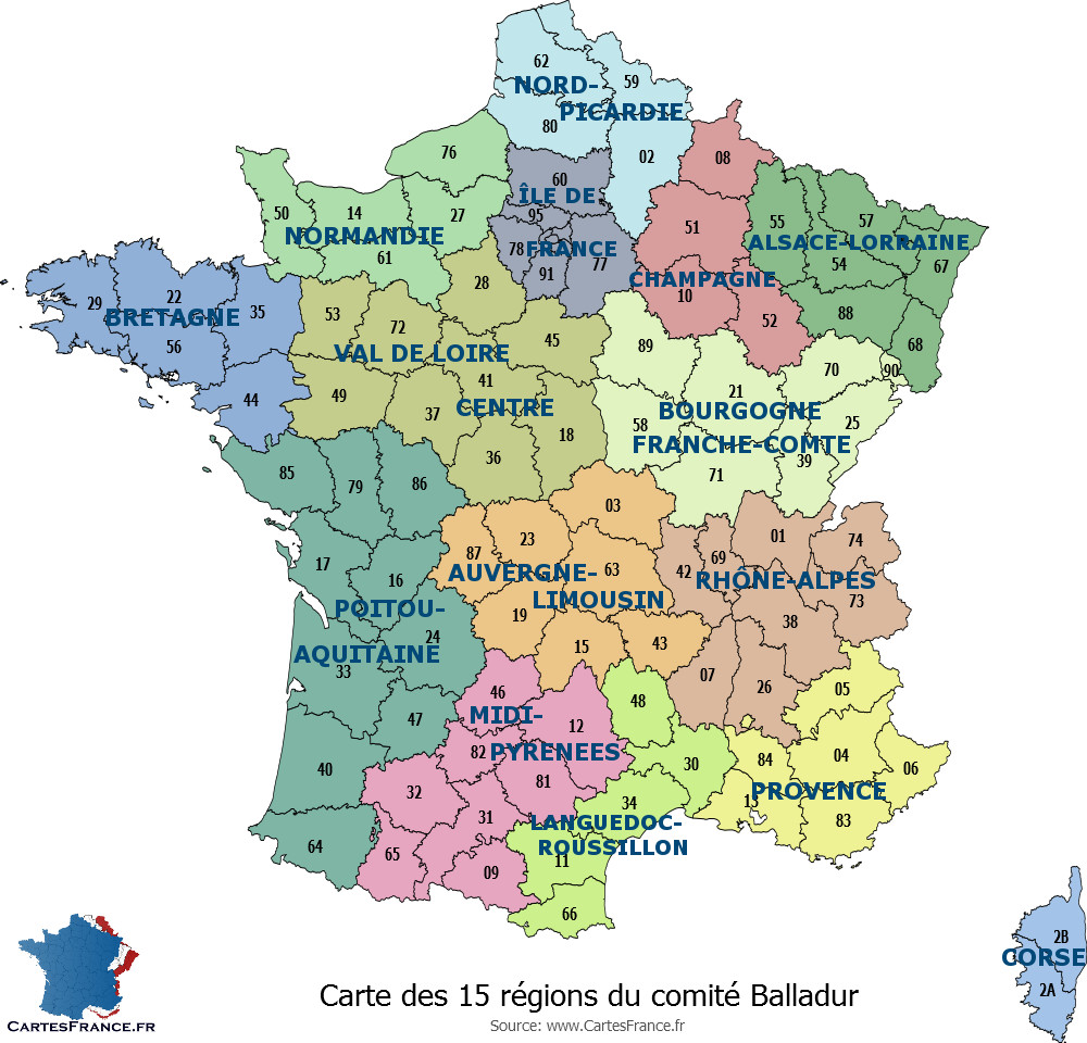 carte-de-france-regions-et-departements-francais